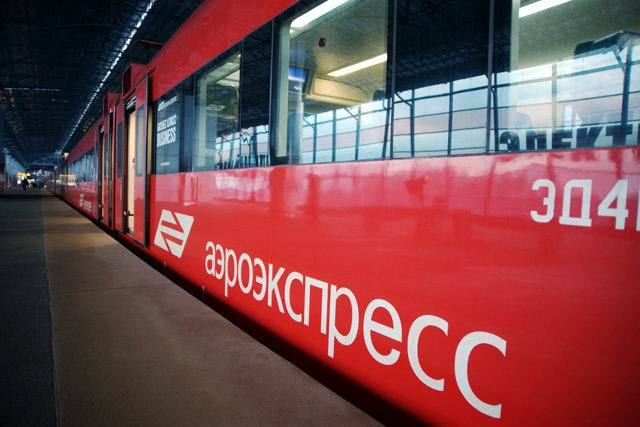 Train schedule on the route «Kazan - Airport» has changed since February 1st